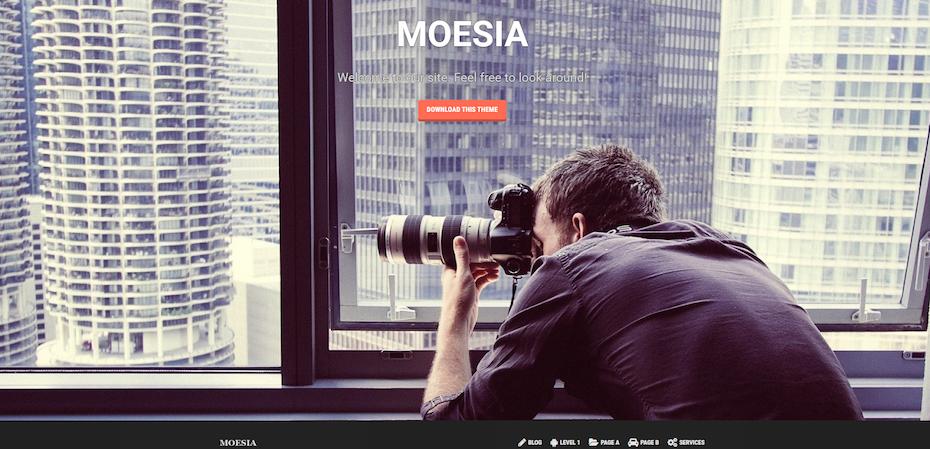 Moesia screenshot