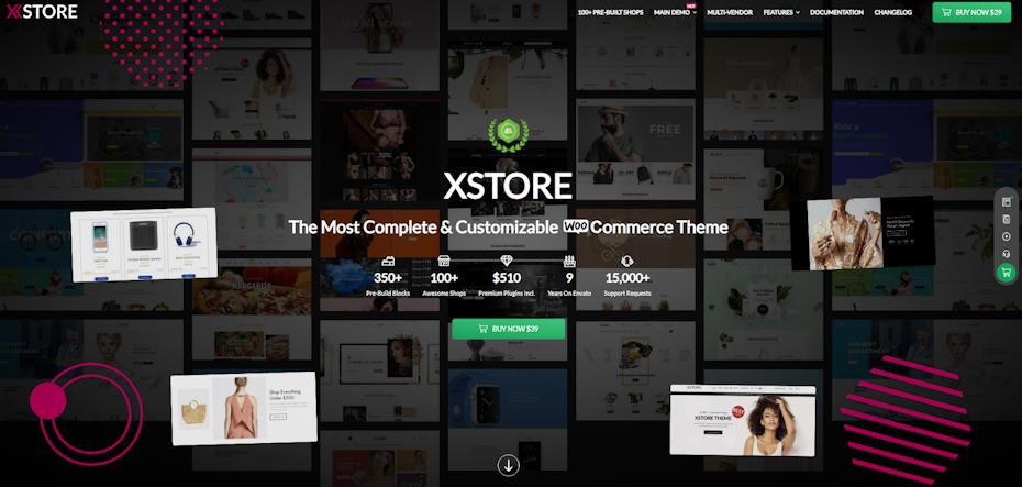 XStore screenshot