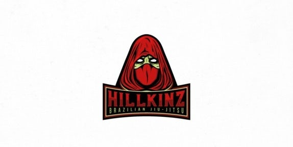 logo showing a ninja in a red hood