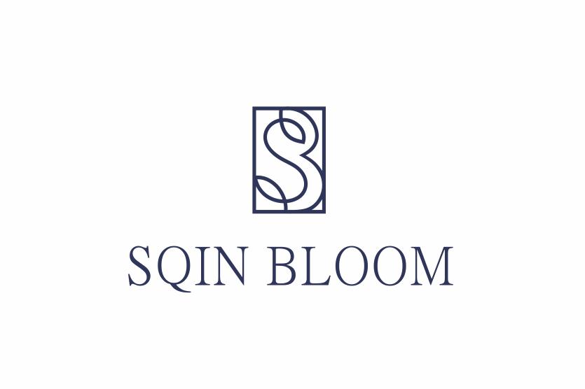 Elegant luxury monogram logo design