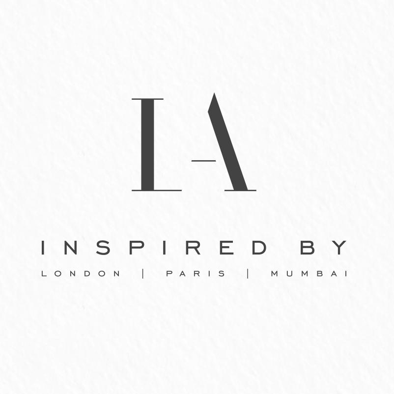 Monogram logo design for a fashion brand