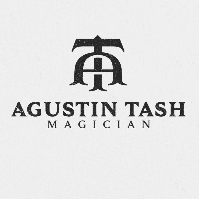 Monogram logo design for entertainment brand