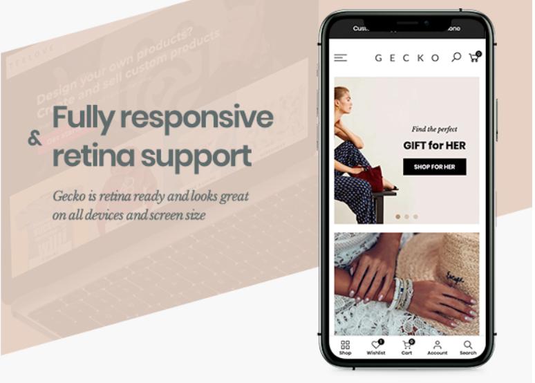 Gecko 5.0 Shopify Theme