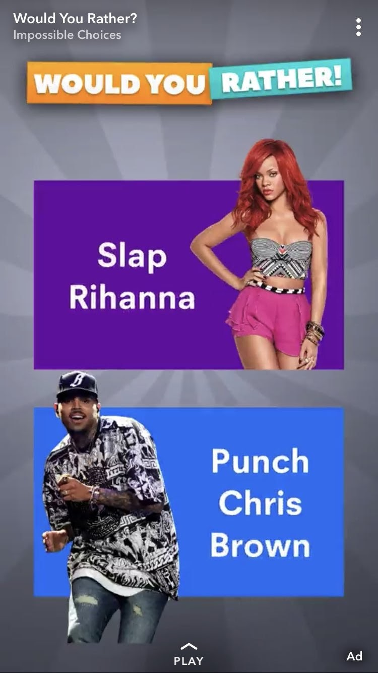 Worst digital marketing campaigns of all time: Snapchat Rihanna ad