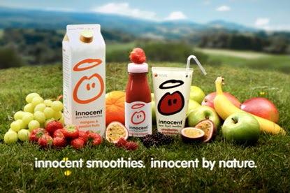 innocent smoothies advert