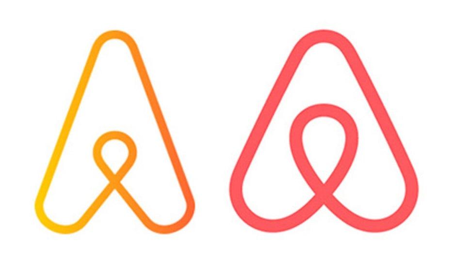 Airbnb logos