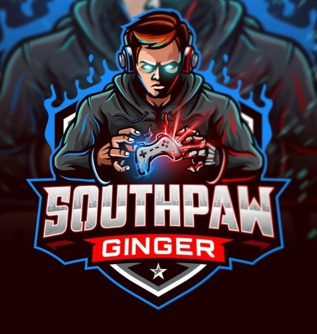 Twitch esports illustrated logo design