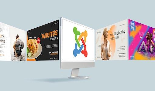 20 amazing Joomla templates for your unique website