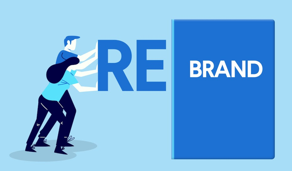 How to rebrand - the ultimate guide