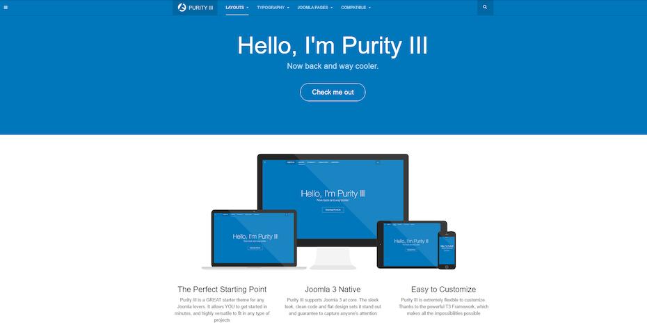 screenshot of Purity III