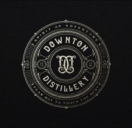 Downton Distillery emblem