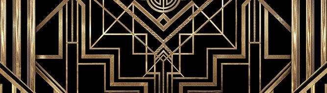 Art Deco A Strong Striking Style For Graphic Design Designer Blog