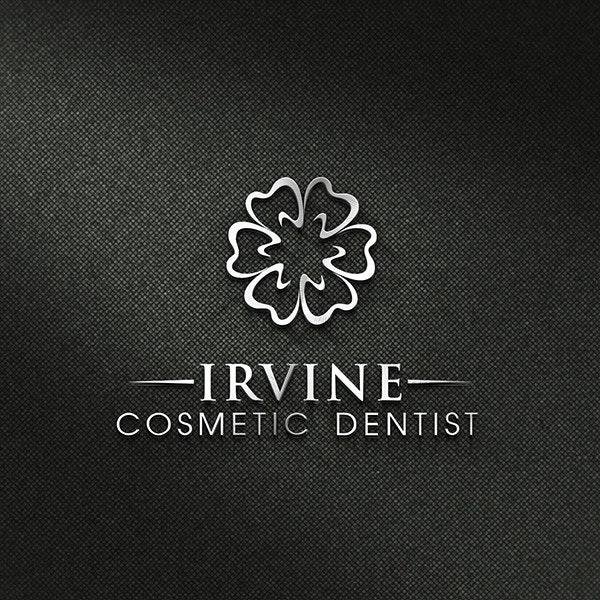 tooth flower irvine cosmetic dentist logo