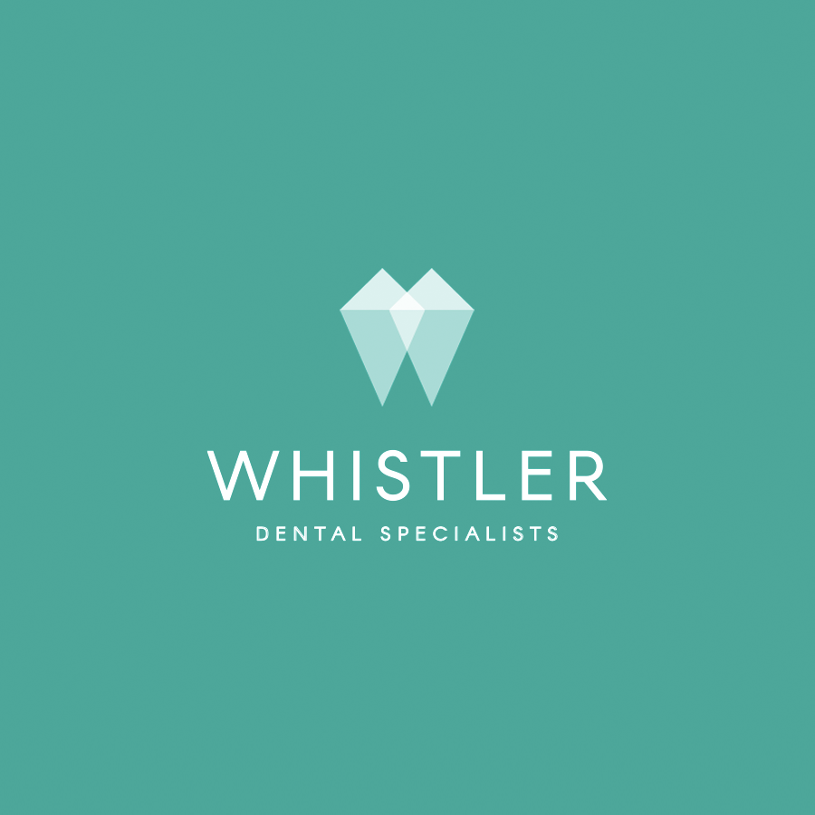 whistler diamond tooth logo