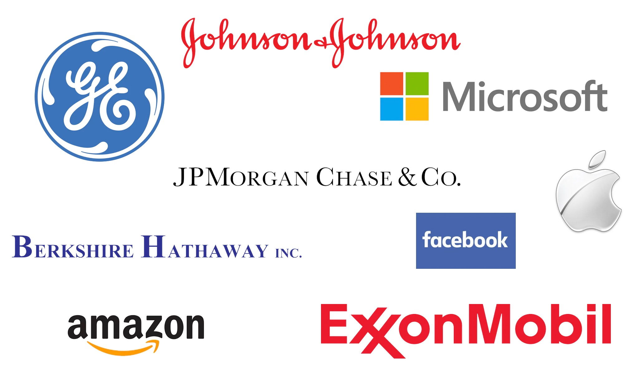 Logos of the world's 10 highest-valued companies (and what they teach us)