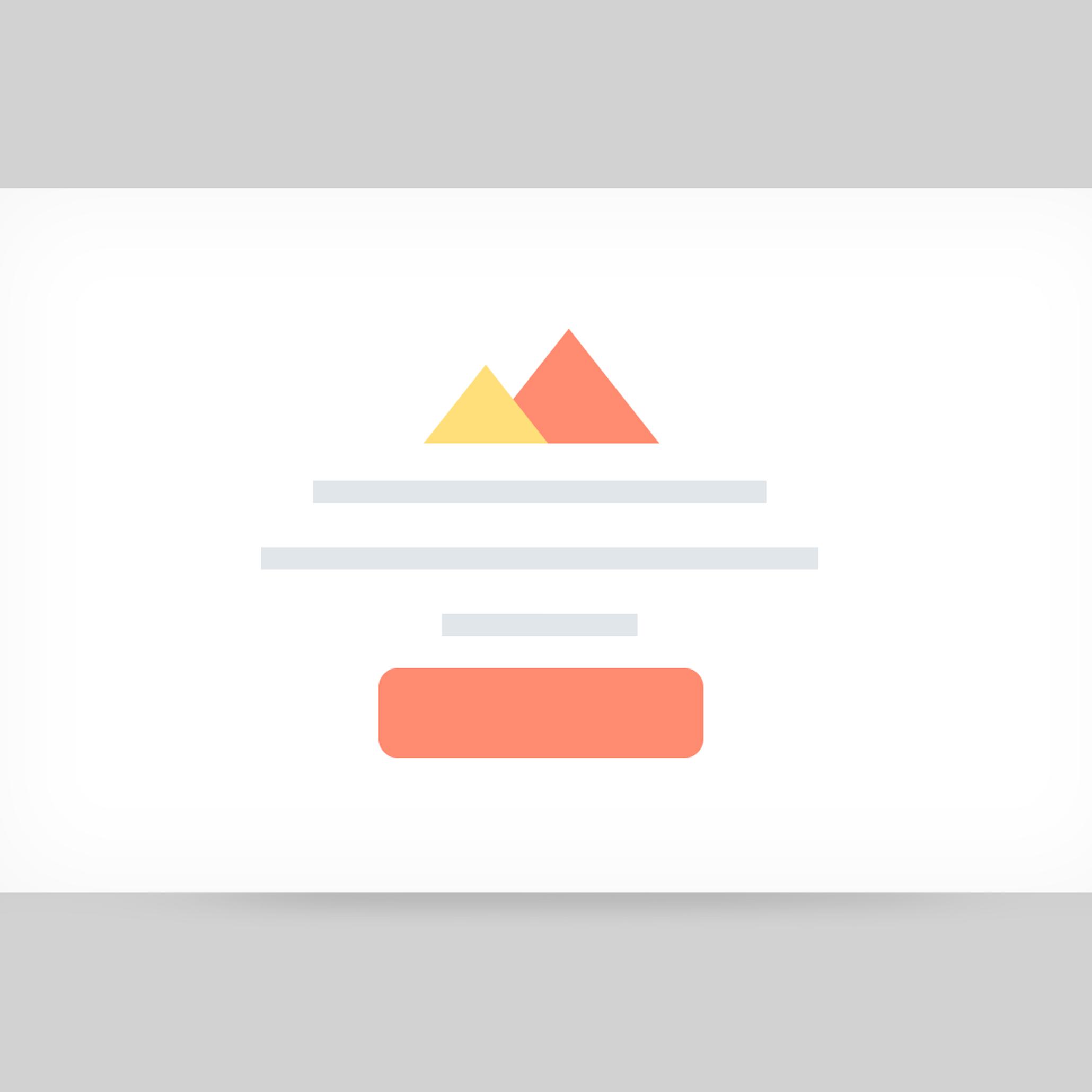average website banner size