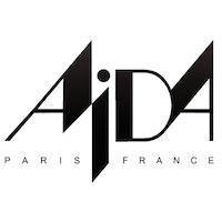 Aida logo design