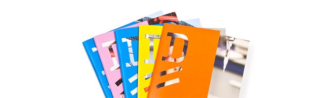 how to ace your next folded brochure 99designs