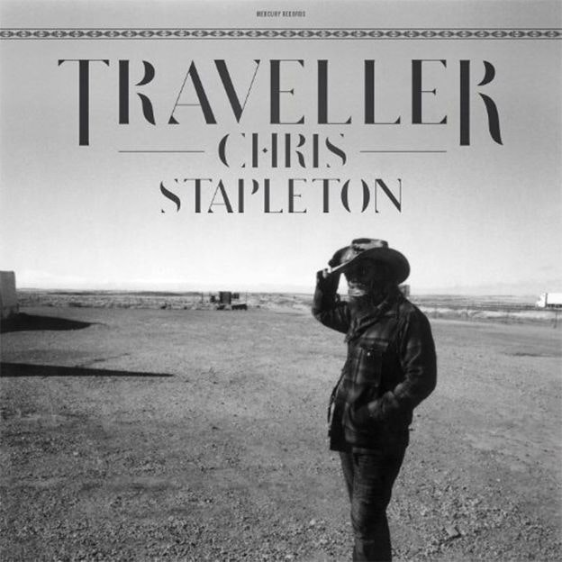 chris stapleton traveller album cover