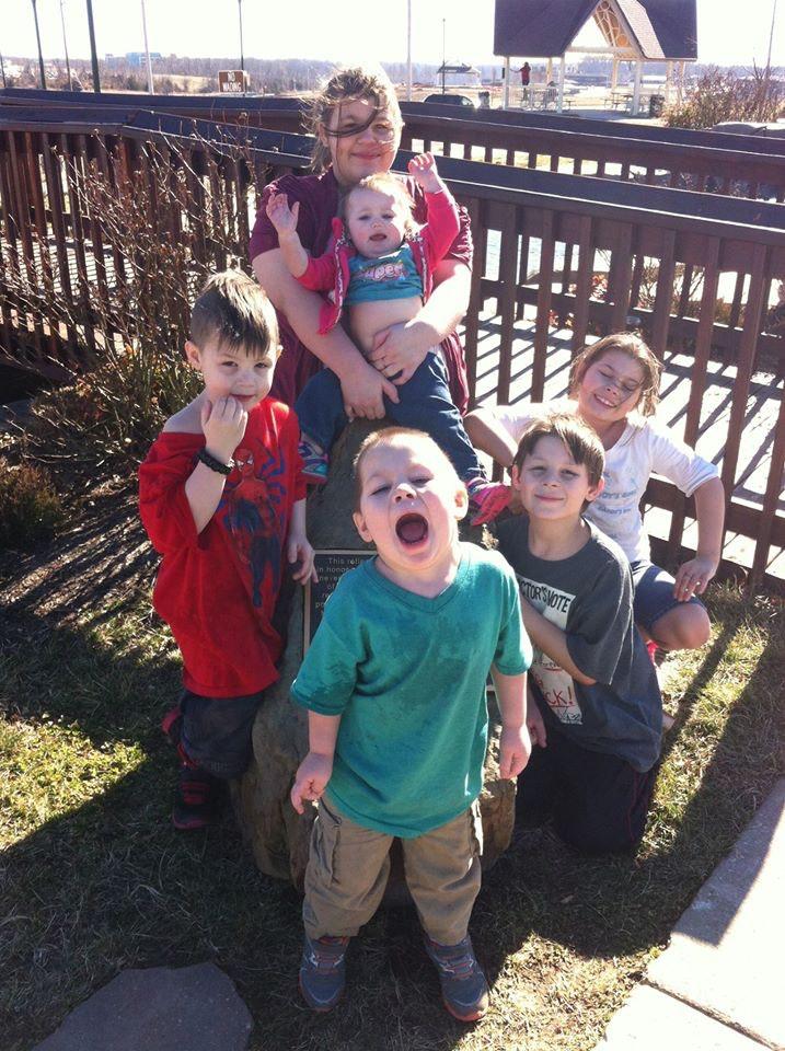 Lauras Kinder
