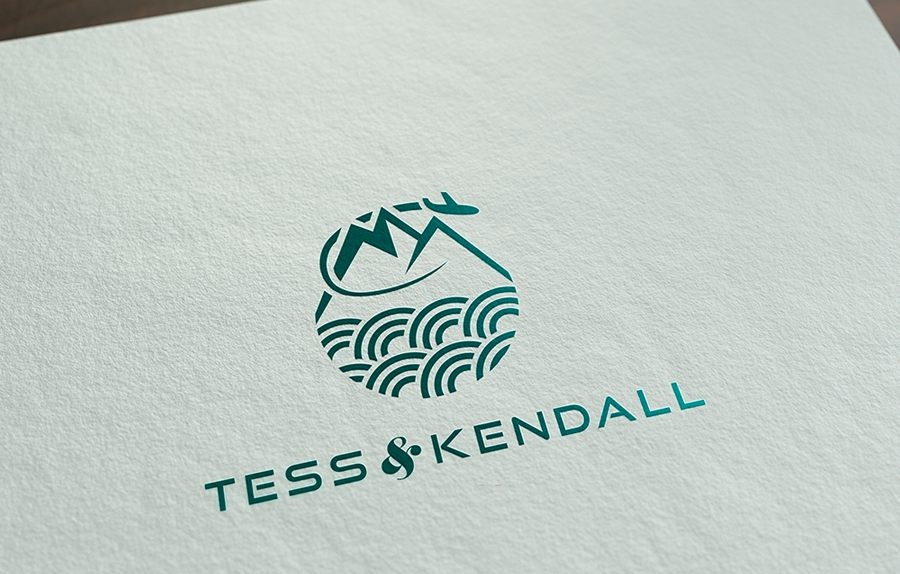 timeless wedding logo