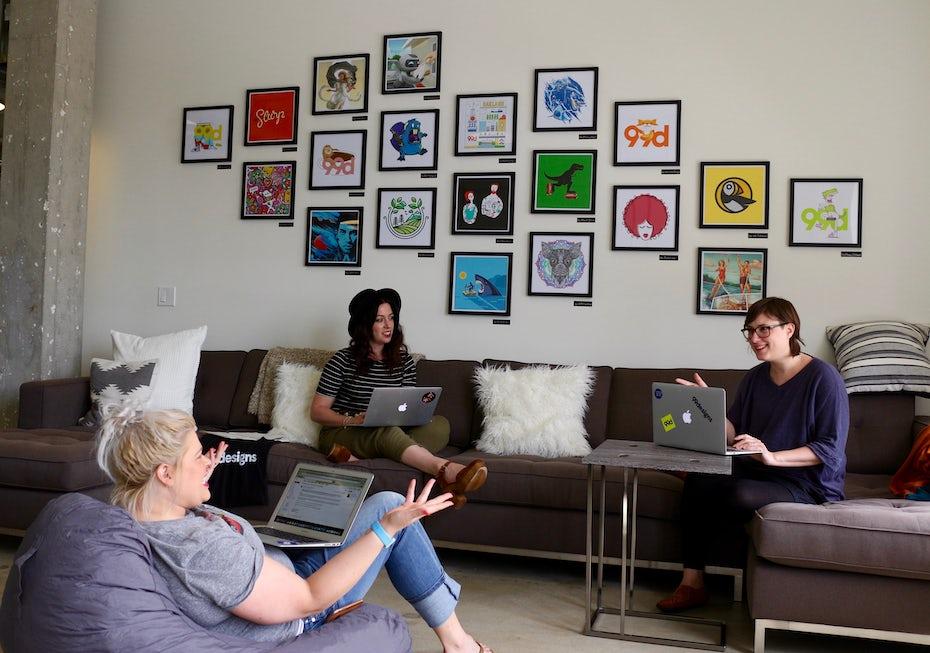 das b ro einrichten tipps f r mehr produktivit t und wohlbefinden. Black Bedroom Furniture Sets. Home Design Ideas