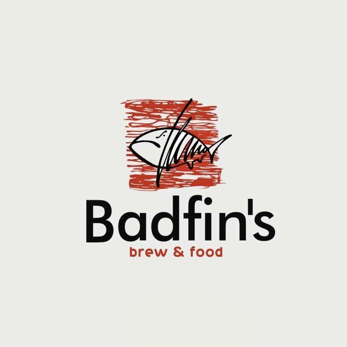 Badfin's logo by Apelsin_i