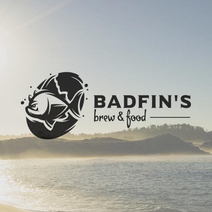 Badfin's logo by Rom@n