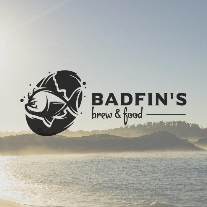 Badfin's logo by Rom@n