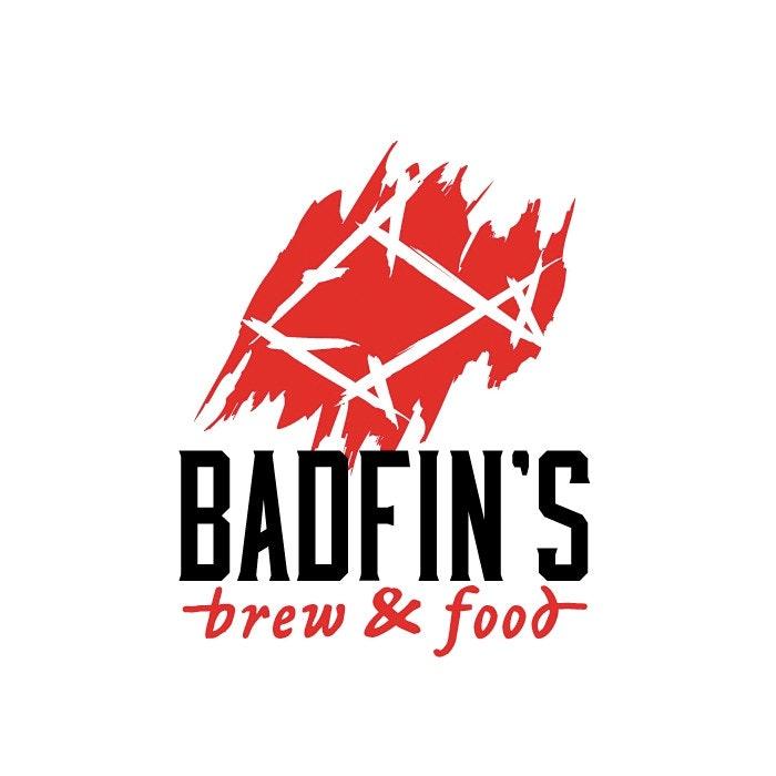 Badfin's logo by IvanL