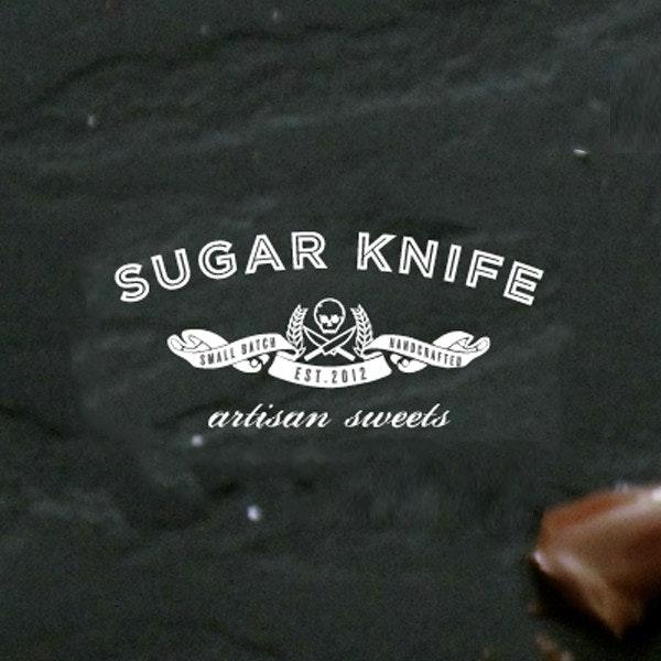 Sugar Knife logo by Vadas Design