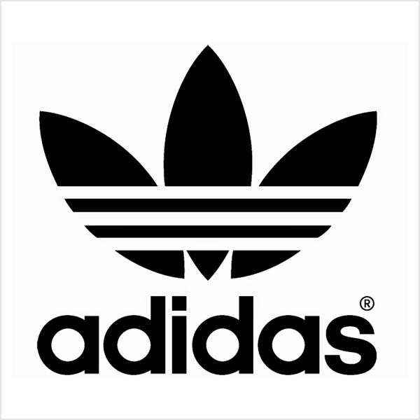 Adidas abstract logomark