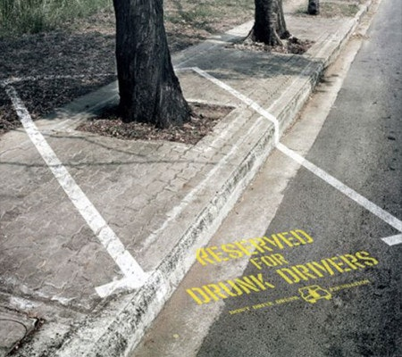 drunk driver hit tree ad