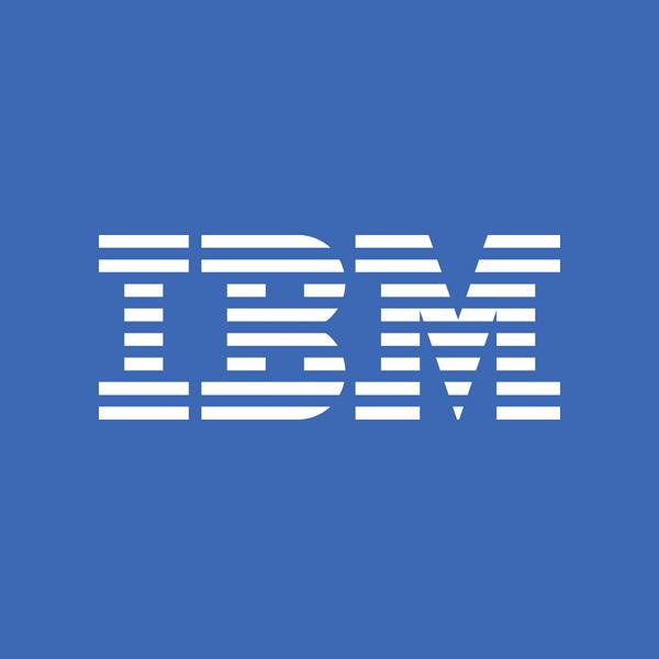 ibm lettermark logo monogram