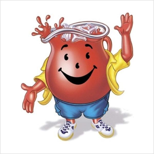 Kool aid mascot