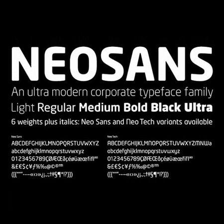 Neo sans font free alternative dating
