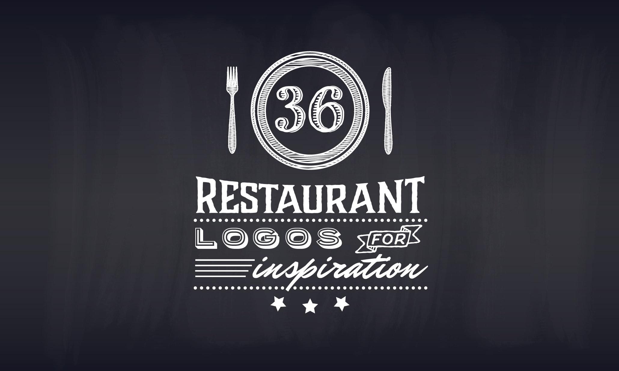 36 of the best restaurant logos for inspiration 99designs rh 99designs com