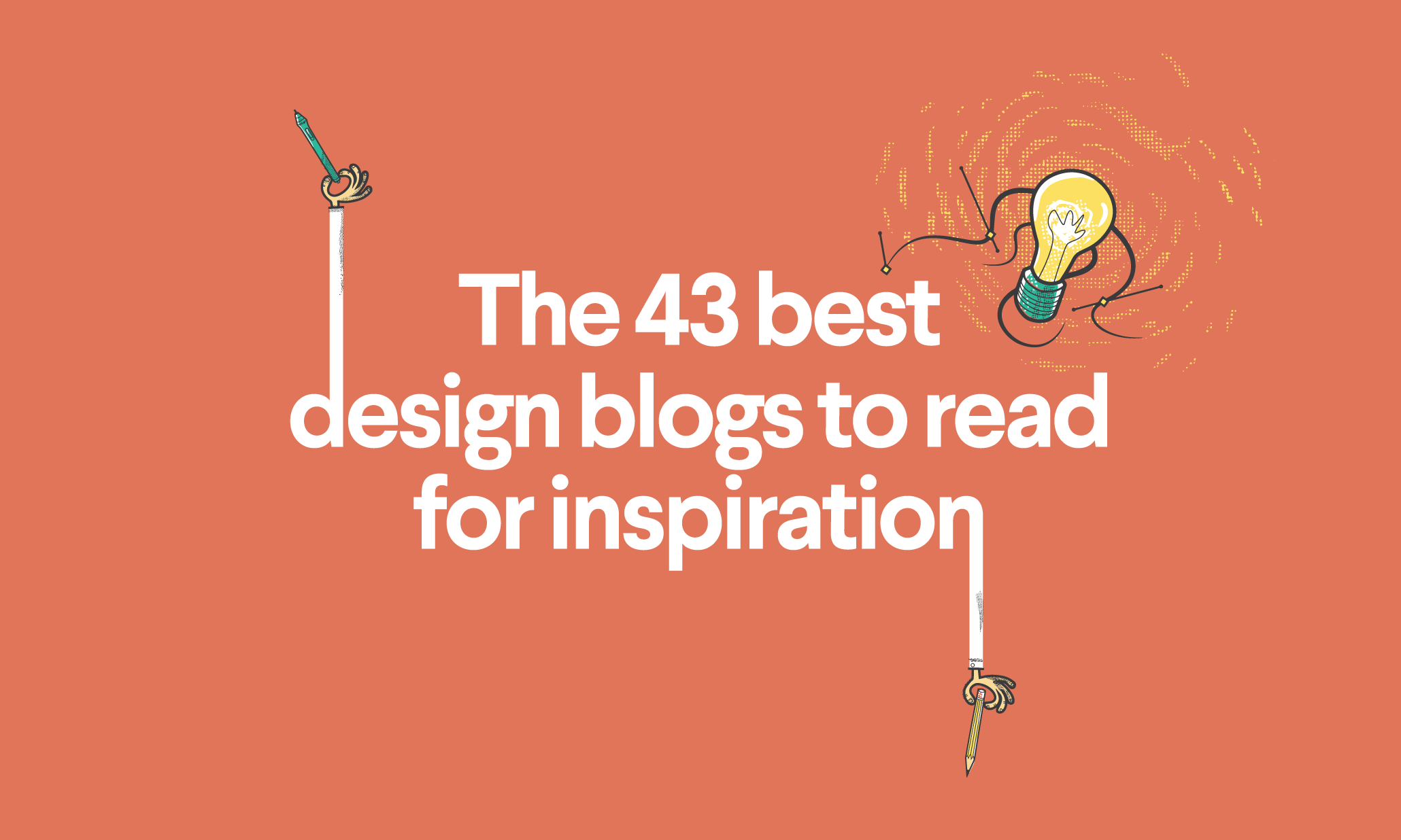 Graphic design inspiration blog  The 43 best design blogs for inspiration - 99designs Blog