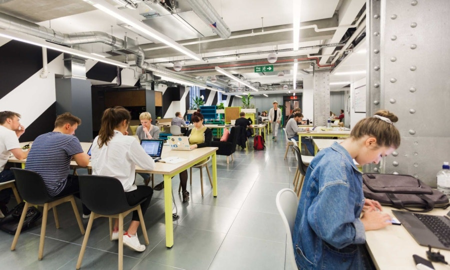 Finding The Right Workspace Can Hugely Contribute To Our Fulfillment, Both  In Our Career And In Our Lives. Co Working Spaces Are Not Just Changing The  Way ...