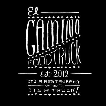 tex-mex food truck logo