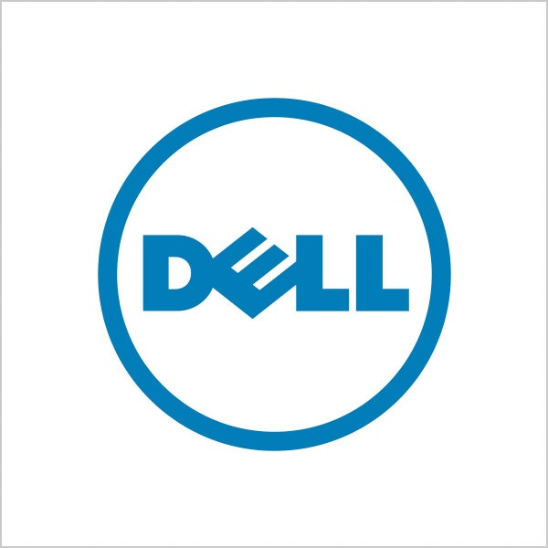 dell blue logo