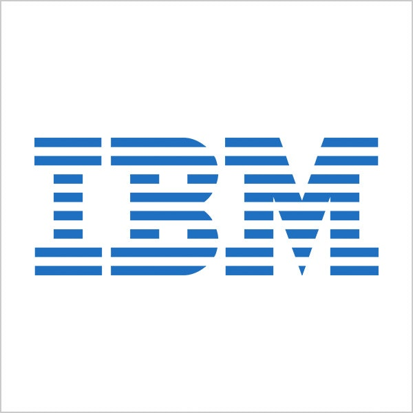ibm blue logo