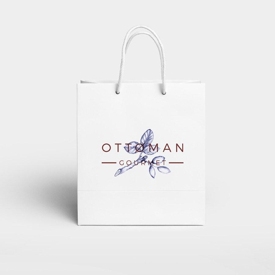 Ottoman gourmet bag design