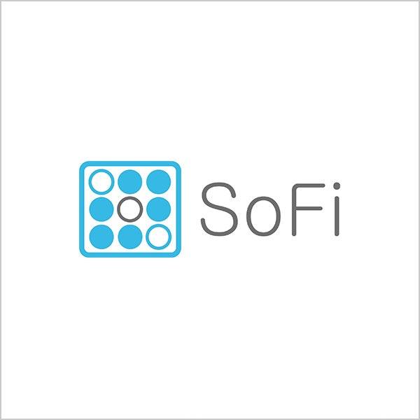 sofi blue logo