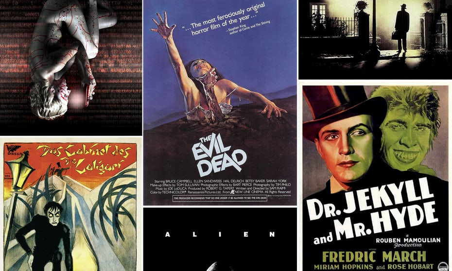 31 Horror Movie Posters So Good Its Scary