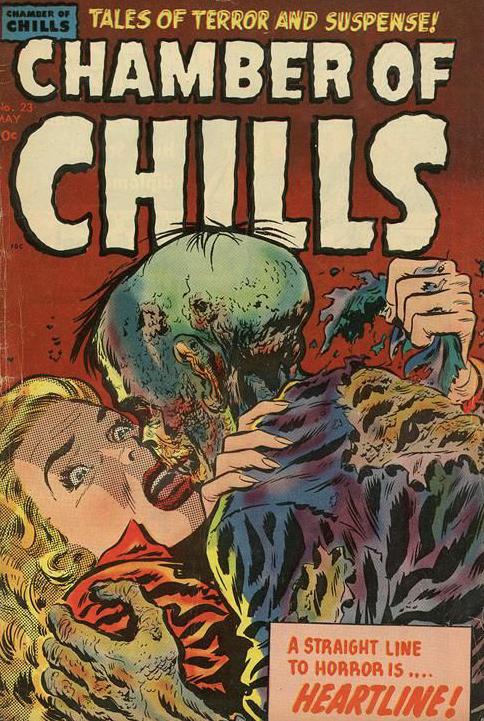 Covers Like These That Paired Zombies With Suggestive Imagery Were Submitted To The Senate As Being Somehow Inappropriate Via Marvel