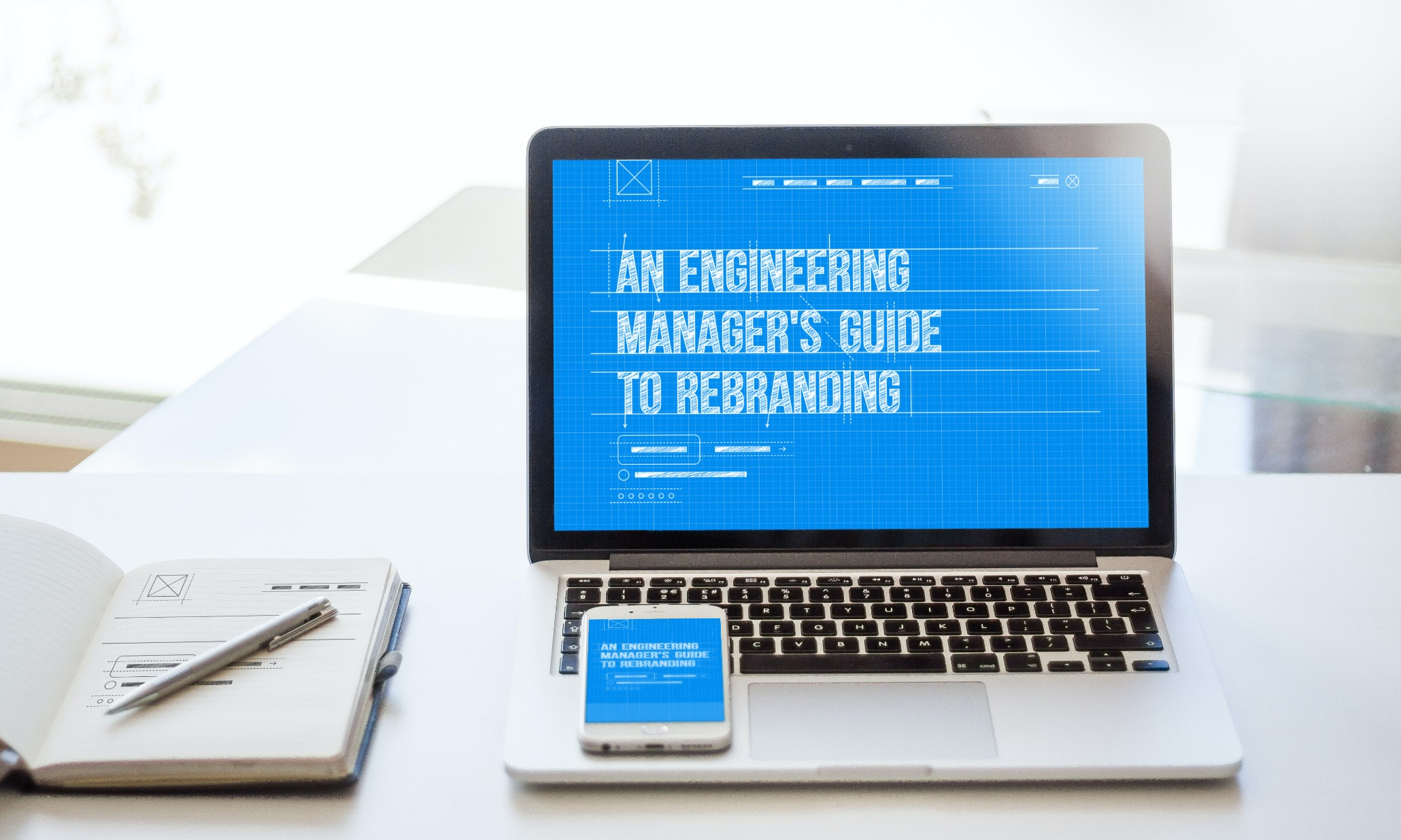 An engineering manager's guide to rebranding