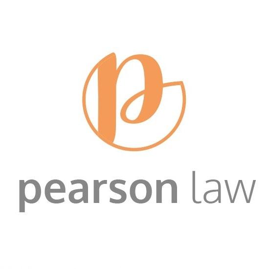 P INITIAL LEGAL LOGO DESIGN