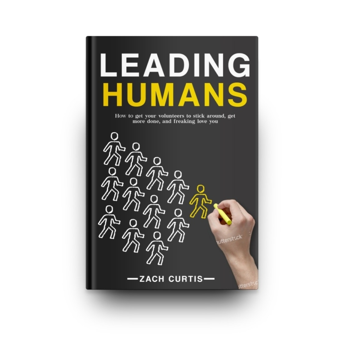 Leading Humans Book cover