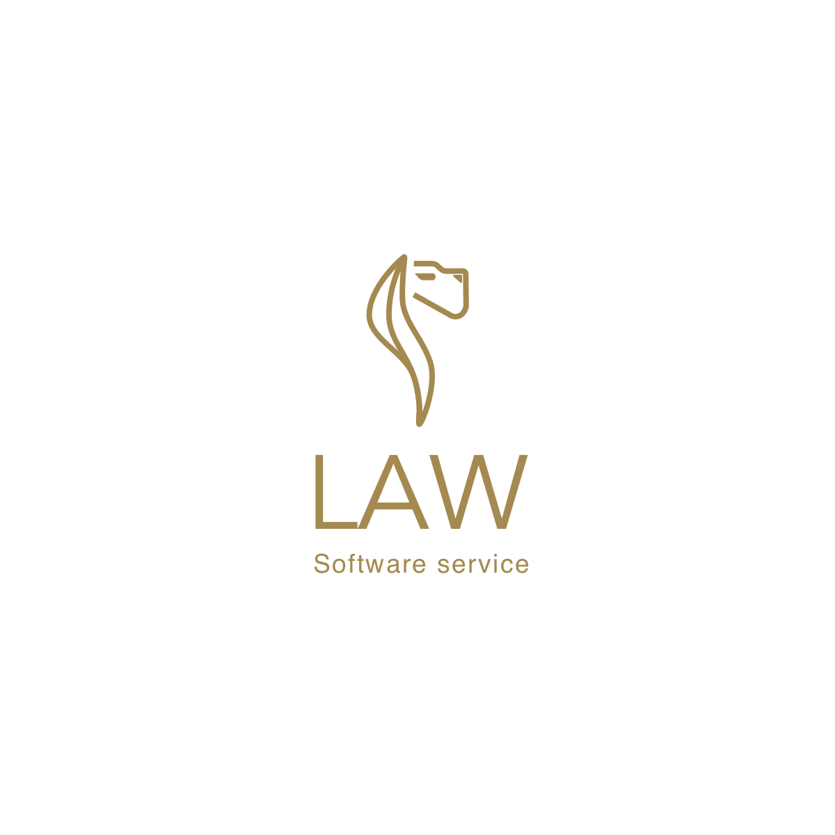 STYLIZED LION LEGAL LOGO